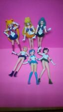 Sailor Moon action figure lot of six ~ ~free shipping ~