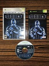 The Chronicles Of Riddick: Escape From Butcher Bay - Microsoft Xbox - Tested