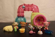 Littlest Pet Shop Hamster House 80 324 632 1889 Mouse Mice Accessories EUC