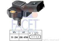 FACET Sensor, presión de sobrealimentación VOLKSWAGEN GOLF AUDI A3 10.3012