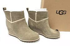 75eaa93a52b UGG Australia High (3 in. and Up) Heel Suede Boots for Women | eBay