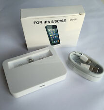 ORIGINALE Apple Sync & Caricabatterie USB Cavo dati per iPhone 6 & Free DOCK (1B & 1F)