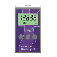 UV power meter Intensity Meter LS123 Ultraviolet transmittance measurement UV