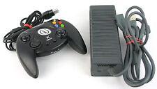 Microsoft XBOX 360 AC Adapter Power Supply Brick DPSN-186EB A & Xbox PowerPod
