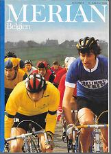 Merian Belgien Juni 1980/ Heft 6/ 33. Jahrgang Quai du Rosaire Sprachenstreit
