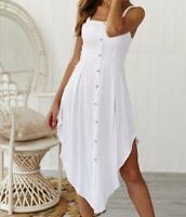 Dress Party Beach Summer Long Women's Evening Sundress Boho Cocktail Casual Maxi