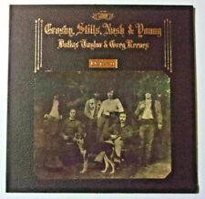 CROSBY, STILLS, NASH & YOUNG - Deja Vu - Vinyl LP Atlantic SD 7200 Texured Cover