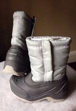 LANDS' END Boy / Girl Snow BOOTS Size: 9 US, UK 8, EU 25 NEW KIDS🎿