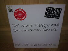 """MARIAH CAREY anytime you need a friend - 2X12"""" MAXI 45T"""