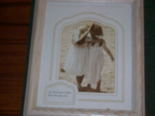 """An old friend is better than two new ones. Frame Picture 11 1/2"""" x 9 1/2"""""""