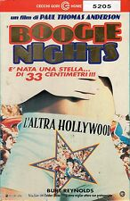 Boogie Nights, l'altra Hollywood (1997) VHS CGG  Burt Reynolds