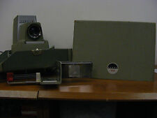 Argus 500 Automatic Slide Projector with Carrying Cover
