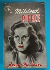 Vintage JAMES M.CAIN MILDRED PIERCE Noir Crime Thriller PB POCKET BOOK 1950
