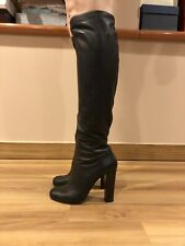 REJOIS  BY GIANMARCO LORENZI WOMEN OVER KNEE  BOOTS ,US 9,ITALY