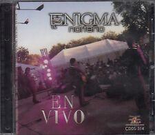 Enigma Norteno En Vivo CD New Nuevo Sealed