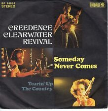 7inch CREEDENCE CLEARWATER REVIVAL someday never comes GERMAN EX (S2155)