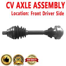 FRONT LEFT CV Axle Shaft For VOLKSWAGEN cc 09-12 L4 2.0L 1984cc 121cid FWD