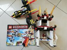 LEGO - EXO FORCE - Storm Lasher - 8117 - GENUINE!