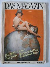 DAS MAGAZIN - Nr. 48 - August 1928