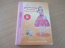 princesse academy le manoir d'emeraude princesse zoe et la ceremonie du coquilla