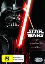 STAR WARS TRILOGY Episodes 4 5 6 : NEW DVD