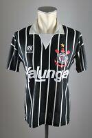 Corinthians São Paulo Trikot 1990-1991 Gr. M-L Finta Kalunga vintage Shirt