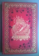 VOYAGE A DOS DE BALEINE par A. BROWN - EO Dreyfous ill de Kauffmann (~1876) Rare