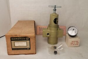 "NORGREN R17-801-RGLA 1"" Pneumatic Air Regulator"