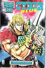CYBER BLUE n°  3 - Ed. Star Comics - manga 1€
