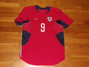 NIKE DRI-FIT MIA HAMM US SOCCER JERSEY WOMENS X-SMALL EXCELLENT CONDITION