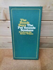 The Beach Boys - The Pet Sounds Sessions 4 CD Boxset (1997)
