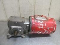 Reliance Electric Gearmotor 1/2 HP 35 RPM 50:1 Ratio 230/460v Tigear MR94756HQY