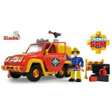 SIMBA Fireman Sam Firefighter's Vehicle Figure Accessories Sound Toy New
