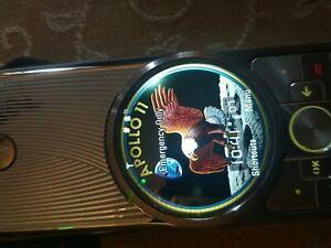 Motorola AURA Celestial/Limited Edition. R1 - Silver (Unlocked) Cellular Phone