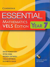 Essential VELS Mathematics Year 7