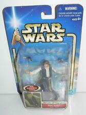 Star Wars Endor Raid Han Solo 2002 Saga Series Sealed
