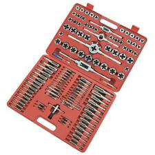 Imperial Tap and Die Set. Alloy Steel. 115pcs (Genuine Neilsen CT2139)