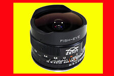 NEW DESIGN Lens MC  Zenitar f/2.8/16mm Fish Eye for Canon EOS. Brand New
