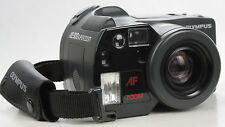 Olympus Auto Focus Compact Film Cameras with Timer
