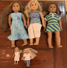 REAL AMERICAN GIRL Dolls, Clothing, Furniture, & Accessories Set!
