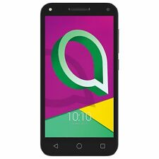 "Alcatel U5 4047x 5"" Smartphone 8GB 5 MP Cocoa Grey Unlocked Sim Free"