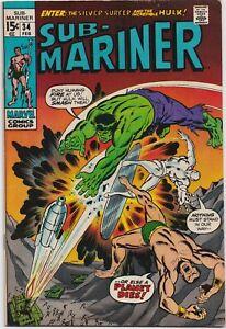 Sub-Mariner #34  6.0