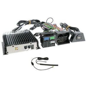 für Skoda Rapid NH Superb 3 plug & play digital Radio DAB+ DAB + Radio Empfänger