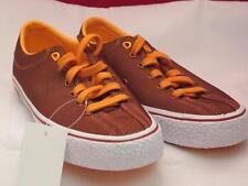 K-Swiss Casual Skater Style Tennis Shoes Bright Orange Sz 6 1/2