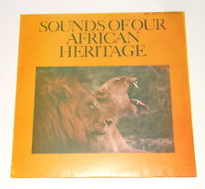 Sounds Of Our African Heritage - LP - Kenya 1972 - A.I.T. Records AIT 500