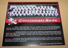 2000 Cincinnati Reds original team photo picture MLB