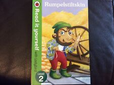 Ladybird Read it yourself Book Rumpelstiltskin