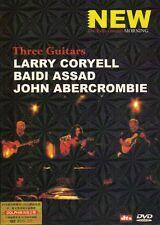 Larry Coryell/John Abercrombie/Badi Assad: Three Guitars. DVD