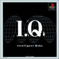 USED PS1 I.Q intelligent cube Japan Import