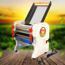 Electric Automatic Noodle Machine Pasta Press Maker Dumpling Skin dough Machine